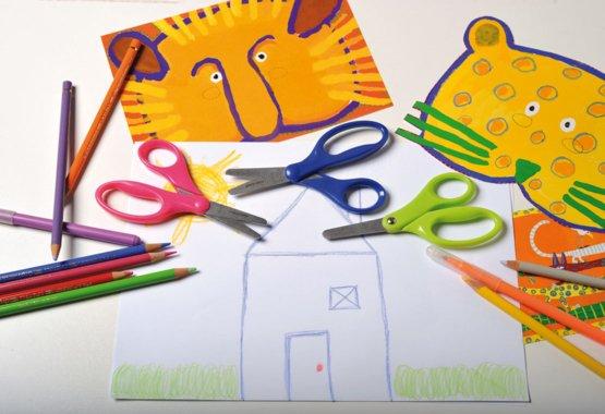 Den børnevenlige vej til fri kreativitet