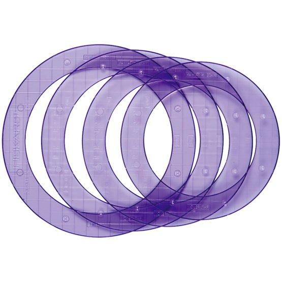 Super ShapeTemplates™ - Cirkler