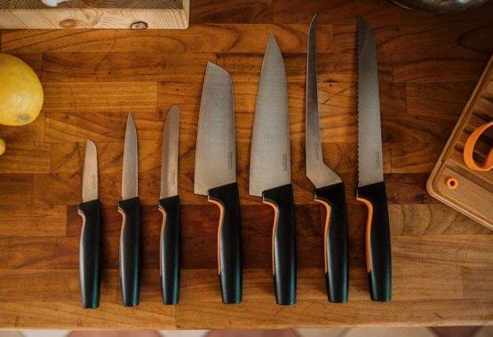 Køkkenknive til alle skæreopgaver