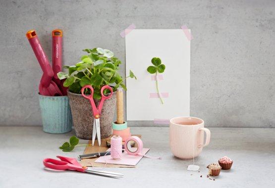 Kreativitet i fuldt flor