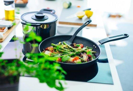 Functional Form - find den rigtige pande til din kogezone