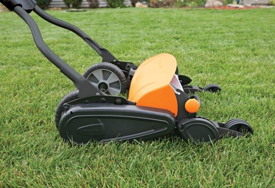 Forkæl din græsplæne