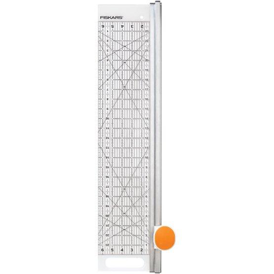 """Kombineret rulleskærer og lineal 6""""x24"""""""