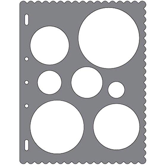 Shape Template™ - Cirkler
