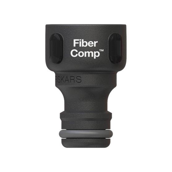 "Hanekobling, Fibercomp, G1/2"" (21 mm)"