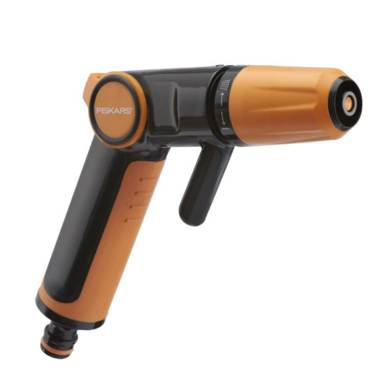 Sprøjtepistol