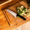 Functional Form Santoku-kniv