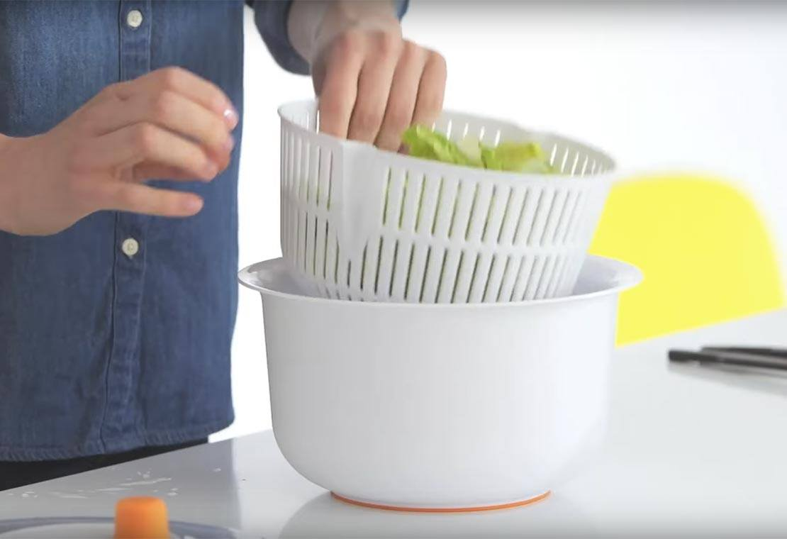 Salatslynge